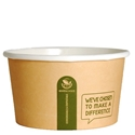 Picture of Enviro Heavyboard Round Hot Food / Soup Container 12oz-BIOD080700- (CTN-500)