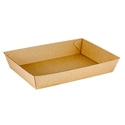 Picture of Enviro Supa Flute Tray #4 -  250 x 175 x 45mm-BIOD080830- (CTN-240)