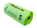 Picture of Roll Bags -Biodegradable / Compostable -Produce (freezer bag style) 380mm x 250mm + 50mm -PROB016070- (CTN-2400)