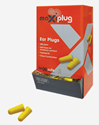 Picture of Earplugs -disposable- MaxiSafe popular shape Class 5 - UNCORDED-HEAR817570- (BOX-200PR)