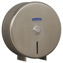 Picture of Premium Jumbo Toilet Paper Dispenser Stainless Steel - Kimberley Clark-DISP433561- (EA)