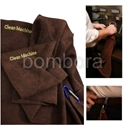 Picture of Coffee Barista Cloth Brown with Carabiner-WIPE378455- (PACK-10)
