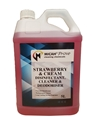 Picture of Strawberries & Cream Disinfectant, Cleaner & Deodoriser 5L - Micah Prove-CHEM401217- (CTN-4)