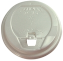 Picture of Cappa Lid to suit 8oz Capri Foam Cup-FLID123552- (CTN-1000)