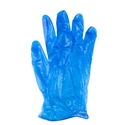 Picture of Gloves Vinyl Powdered Blue Standard-GLOV468540- (CTN-1000)