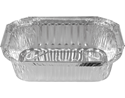 Picture of #442 Rectangular Foil Container (Medium) 202x138x46mm -FCON135598- (SLV-125)