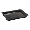 Picture of Black 11x9in Foam Trays Deep - Premium-TRAY162212- (SLV-125)