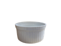 Picture of China Ramekin Round Straight Sided / Butter Crock - White 80mm Dia-CHIN212550- (EA)