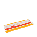 """Picture of Foil Chicken Roll Bag Printed """"Hot Roll"""" - 320 x 115 x 45mm-FOIB061070- (CTN-500)"""
